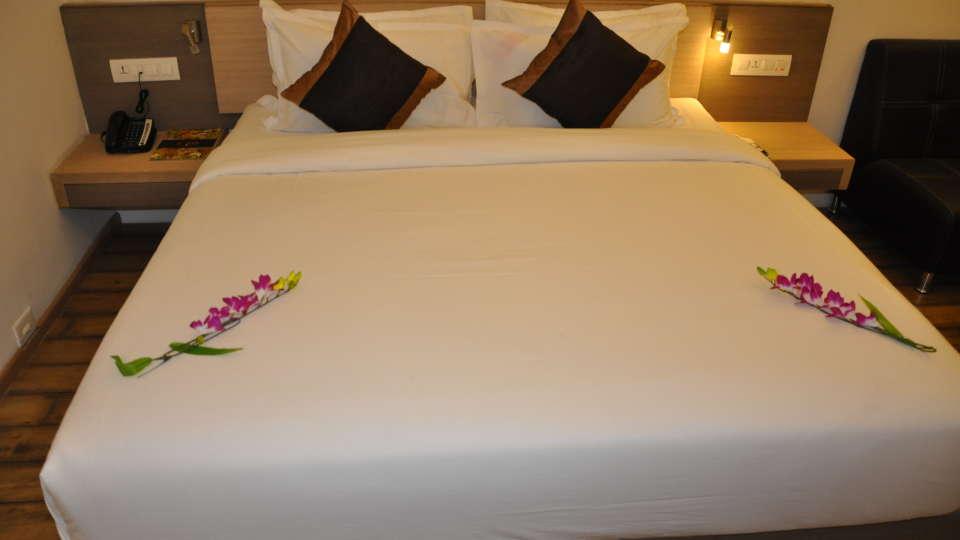 Mango Classic Rooms 6, Mango Hotels - Tansha Regal, Rooms in Vadodara