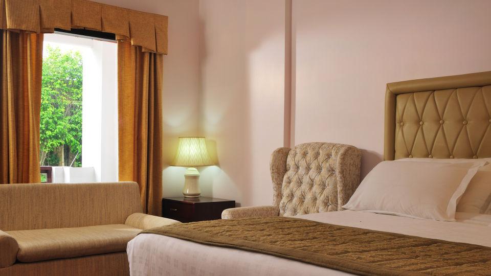 Premium Rooms at Le Roi Corbett Resort and Hotel in Jim Corbett National Park