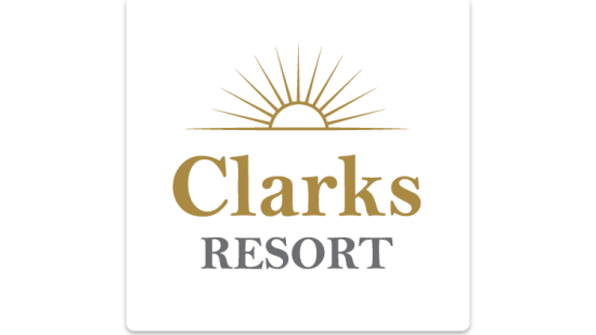 Clarks Resort Logo