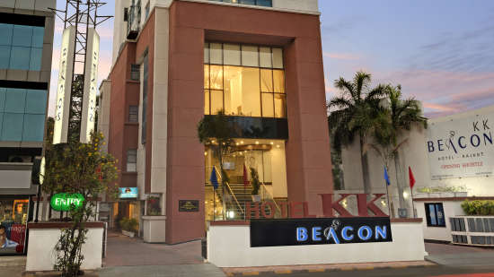 KK Beacon Hotel in RajkotPics 2