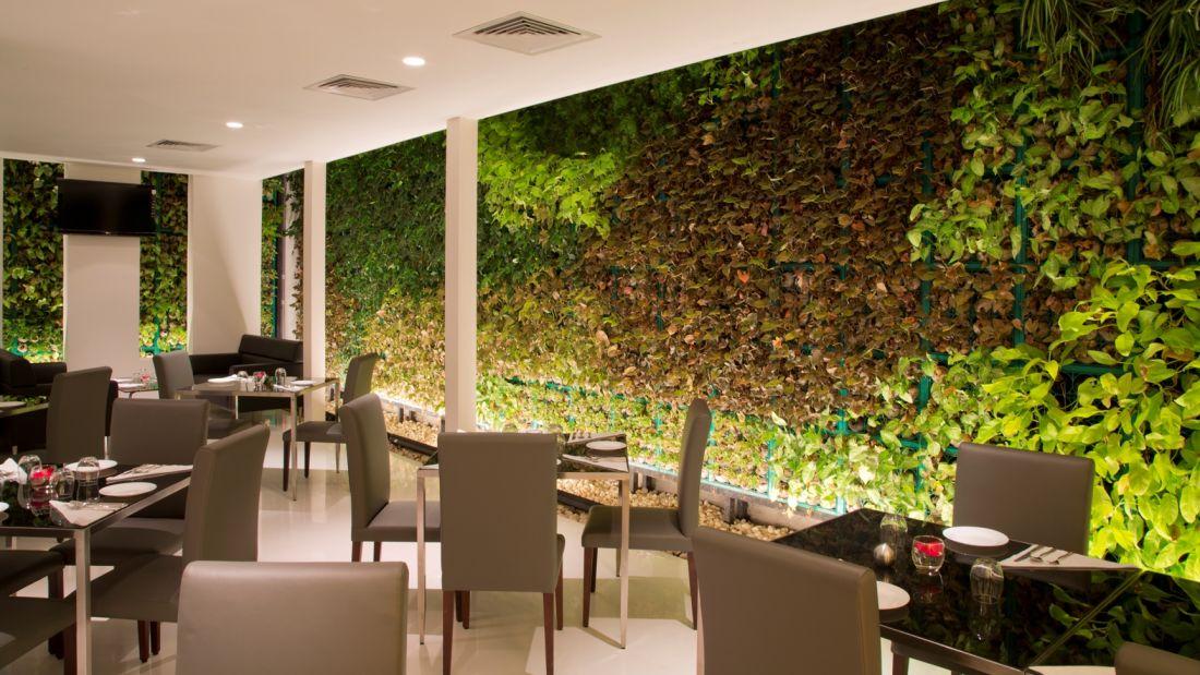 Springs Hotel & Spa, Bangalore Bengaluru Cafe Caraffa 1 at Springs Hotel Spa Bangalore