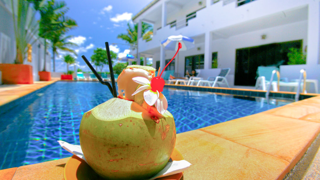Hotel Kamala Dreams, Phuket Phuket Swimming Pool Hotel Kamala Dreams Phuket 3