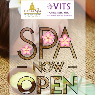 Spa VITS Bhubaneswar Hotel
