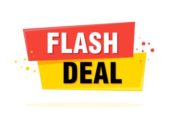 flash deal 1