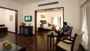 Moksha Himalaya Spa Resort, Chandigarh Chandigarh Moksha Suite Moksha Himalaya Spa Resort Chandigarh 22