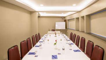 meeting room at at Hotel Sarovar Portico Lonavala