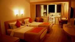 VITS Bhubaneswar Hotel Bhubaneswar Deluxe Room at VITS Hotel Bhubaneswar