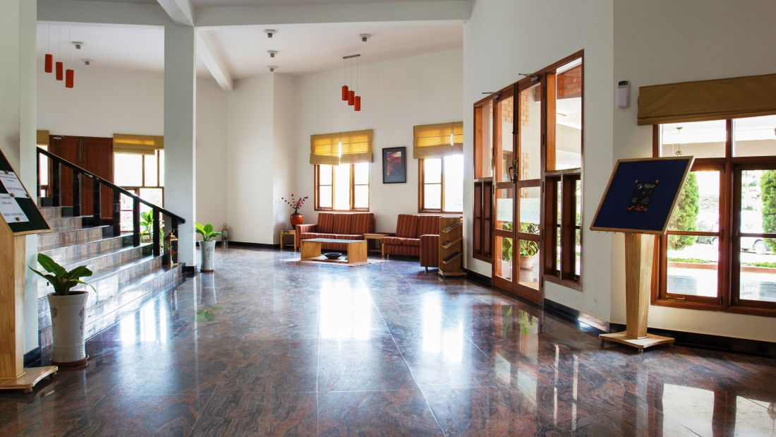 SAIACS CEO Centre, Bangalore Bangalore Lobby SAIACS CEO Centre Bangalore