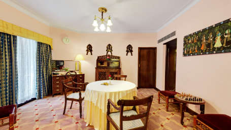 Presidential Suite at Ambassador Ajanta Aurangabad 1