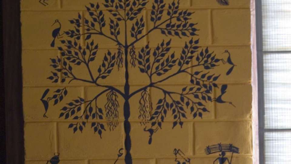 Our Native Village Bengaluru Our Native Village Murals 13