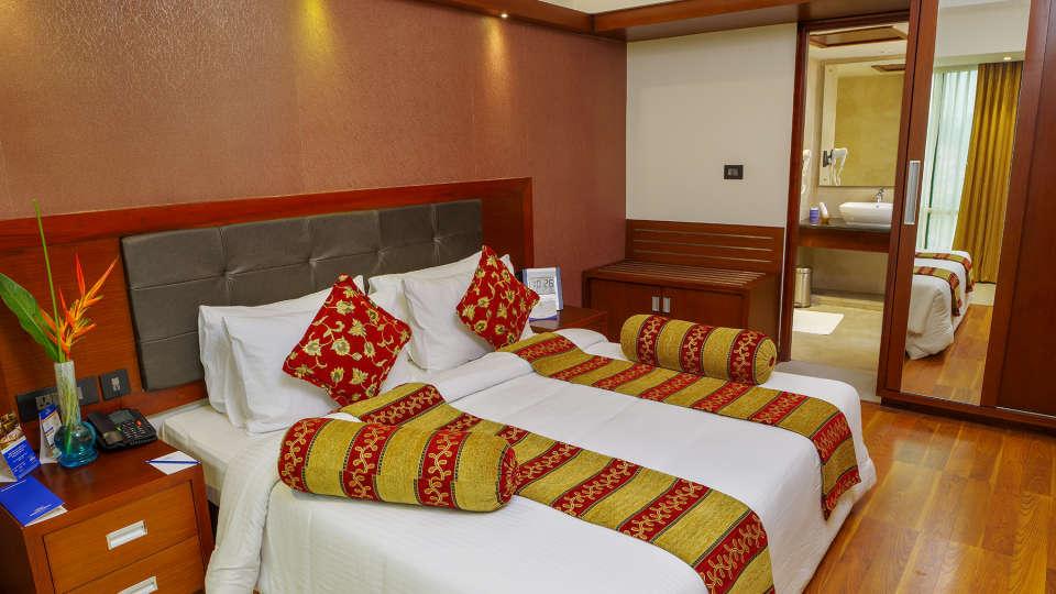 Suite Classic Sarovar Portico Thiruvananthapuram 2