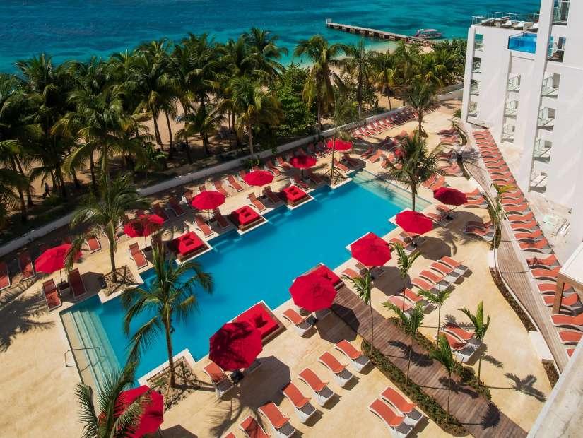 S Hotel Jamaica Main pool 4