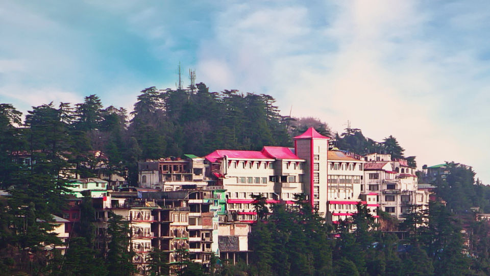 Hotel in Dharamshala, Pride Surya McLeodganj, Resort in Mcleodganj1