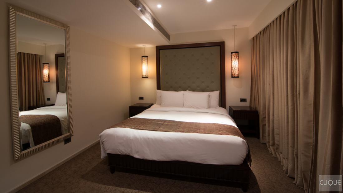 Hotel Z Luxury Residences, Juhu, Mumbai  Mumbai Two Bedroom Hotel Z Luxury Residences Juhu Mumbai 3