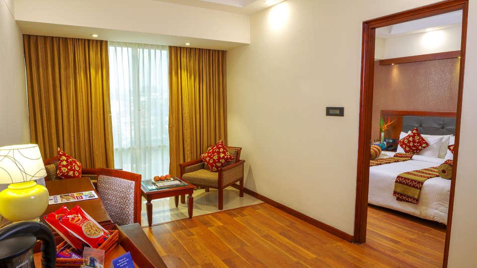 Suite Classic Sarovar Portico Thiruvananthapuram 1