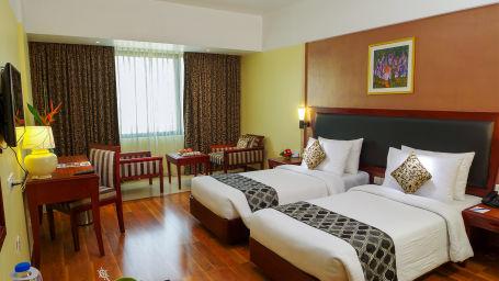 Executive Suites Classic Sarovar Portico Thiruvananthapuram