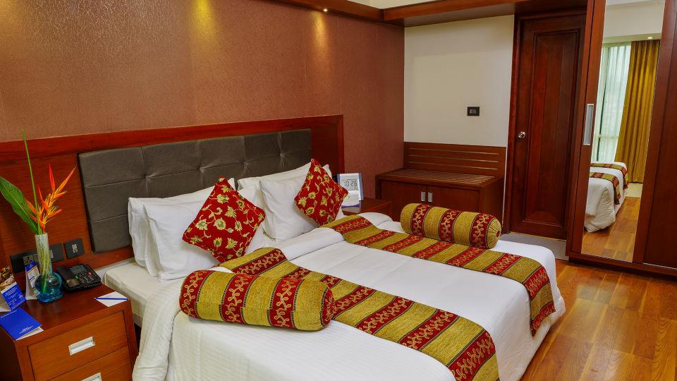 Suite Classic Sarovar Portico Thiruvananthapuram 3
