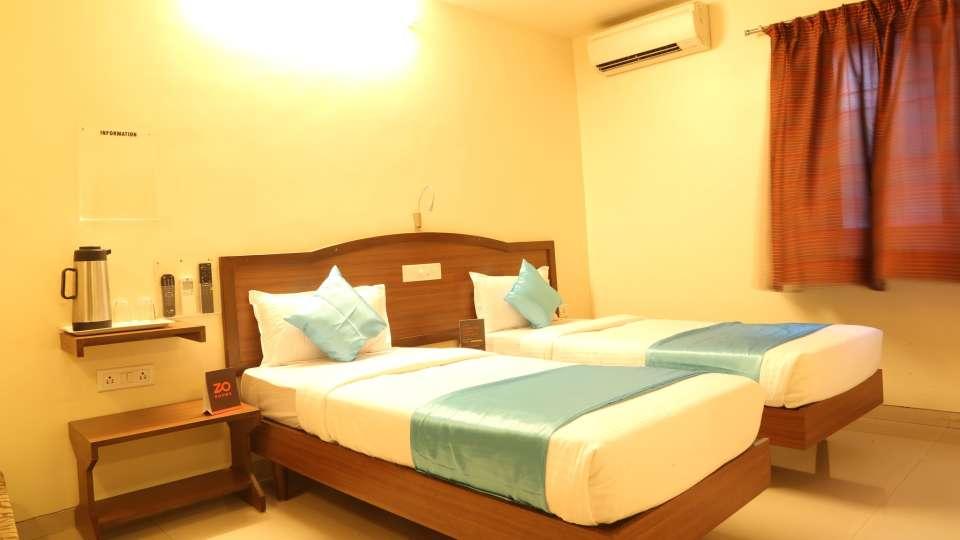 Hotel Ashiyana   Shivaji Nagar, Pune Pune Standard AC Rooms Hotel Ashiyana Shivaji Nagar Pune2