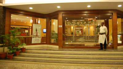 VITS Luxury Business Hotel, Aurangabad Aurangabad Entrance of VITS Luxury Business Hotel Aurangabad