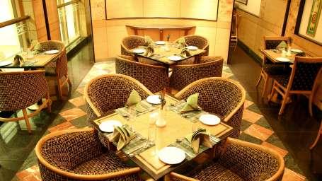 Restaurant The Gokulam Park Kochi