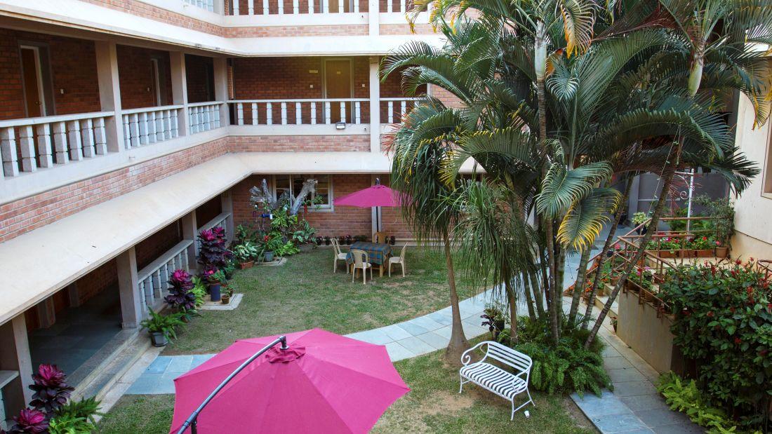 SAIACS CEO Centre, Bangalore Bangalore Lawn SAIACS CEO Centre Bangalore