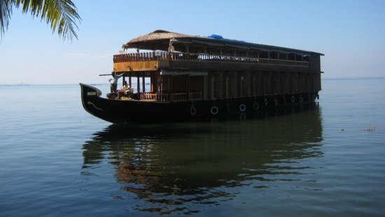 The Tower House - 17th C, Cochin Kochin Shipping in lagoons