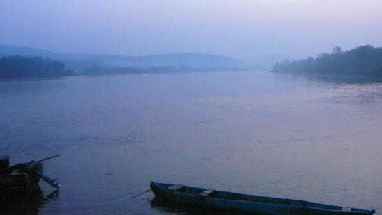 River Zuari, Arco Iris - 19th C, Curtorim Goa