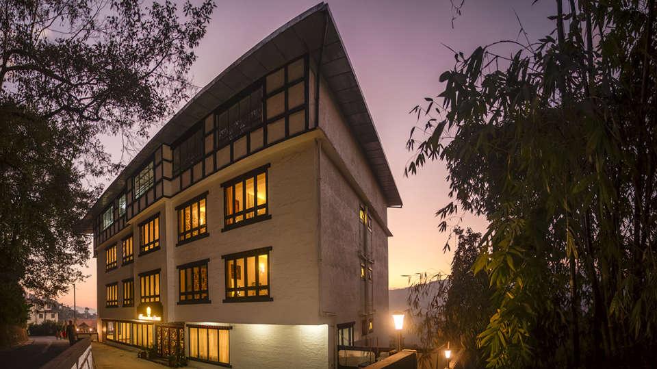 The Royal Oaks Hotel, Gangtok Gangtok Facade The Royal Oaks Hotel Gangtok