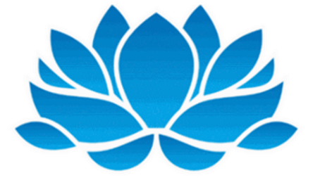 Aloha On the Ganges Rishikesh Lotus Logo