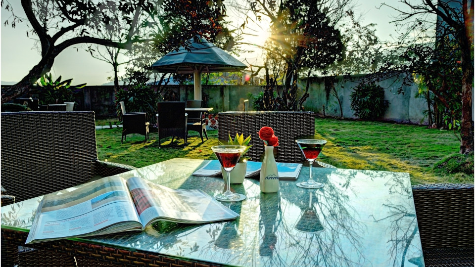 GARDEN at Summit Golden Crescent Resort Spa Gangtok 1