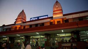 Ganga Lahari Hotel Haridwar Location Haridwar Junction
