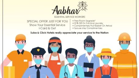 Essential Worker Web Special Offer Outside April 2021