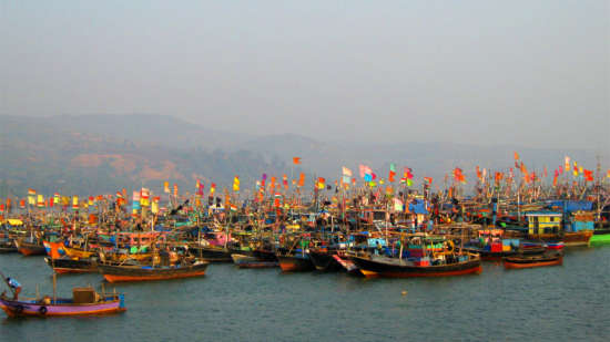 Harnai bandar Lotus Beach Resort Murud Beach-Dapoli Ratnagiri