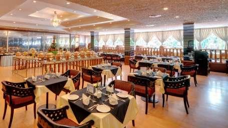 The Society Restaurant at Hotel Ambassador Pallava Chennai - Fine Dining Restaurant in Chennai