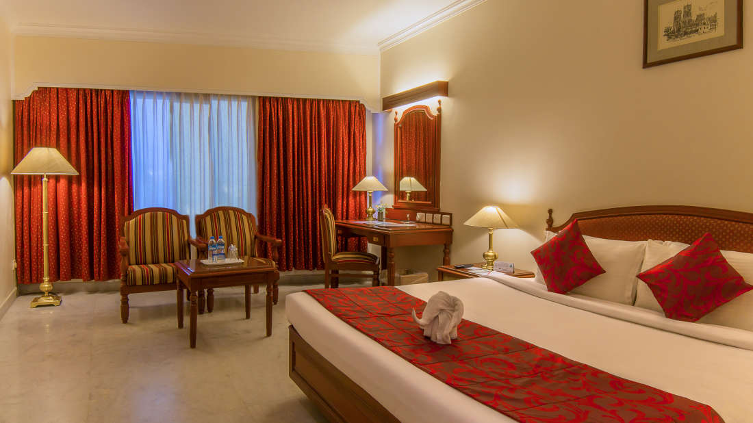 Hotel Annamalai International, Pondicherry Pondicherry Premium Room Hotel Annamalai International Pondicherry