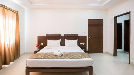 The Sanctum Suites, Bangalore Bangalore Premium King Room 3 The Sanctum Suites Bangalore