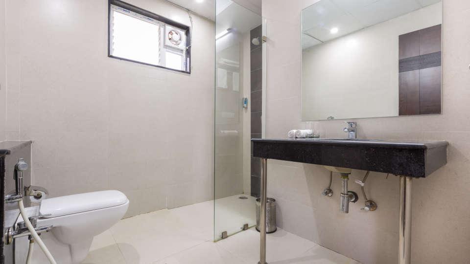 The Sanctum Suites, Bangalore Bangalore Washroom 1 The Sanctum Suites Bangalore