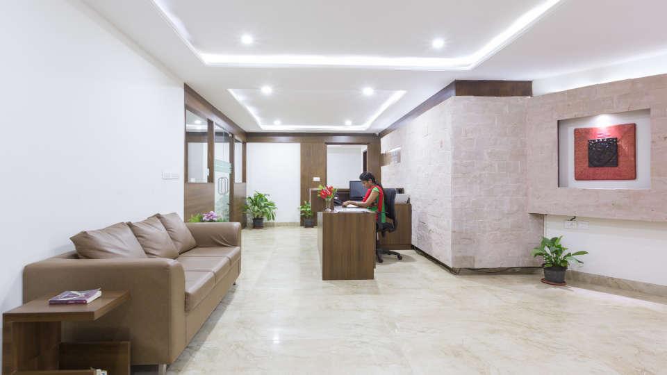 Lobby and reception 4