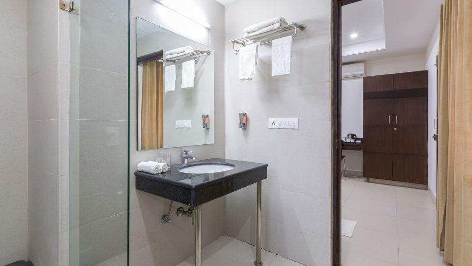 The Sanctum Suites, Bangalore Bangalore Washroom 2 The Sanctum Suites Bangalore