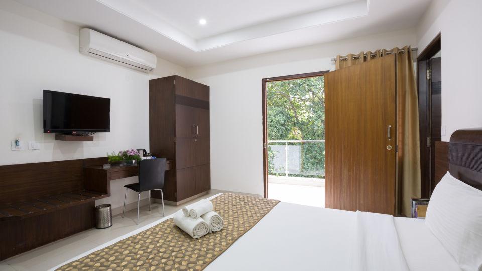 Premium with balcony 1