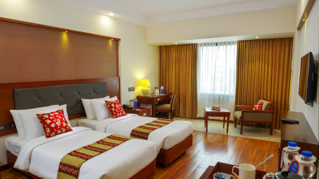 Club Room Classic Sarovar Portico Thiruvananthapuram 2