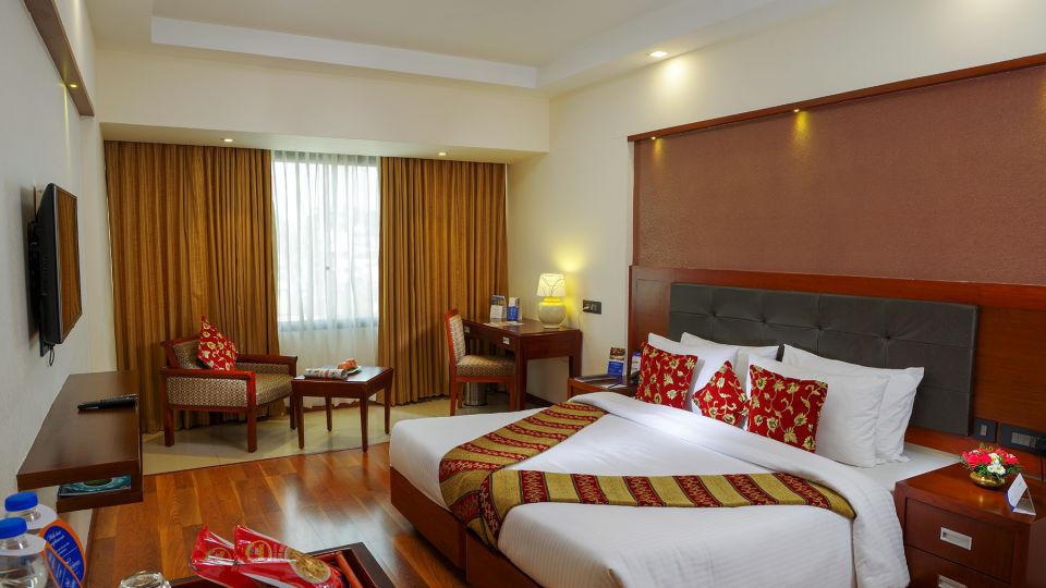 Club Room Classic Sarovar Portico Thiruvananthapuram 1