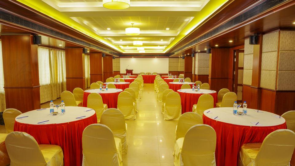 Banquet Classic Sarovar Portico Thiruvananthapuram 1