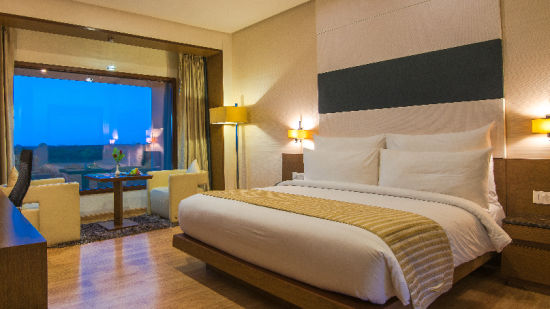 quarantine/covid care/quarantine center/quarantine hotel accommodation in Ahmedabad /Gandhinagar. erthydeluxe room 1-01