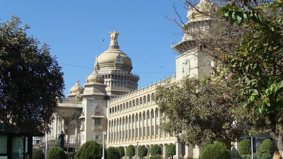 Vidhana Soudha, Mint Hotels and Resorts
