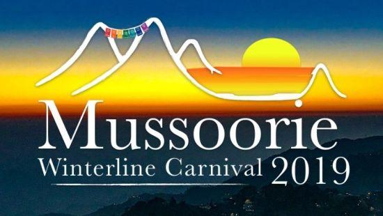 Mussoorie winterline carnival