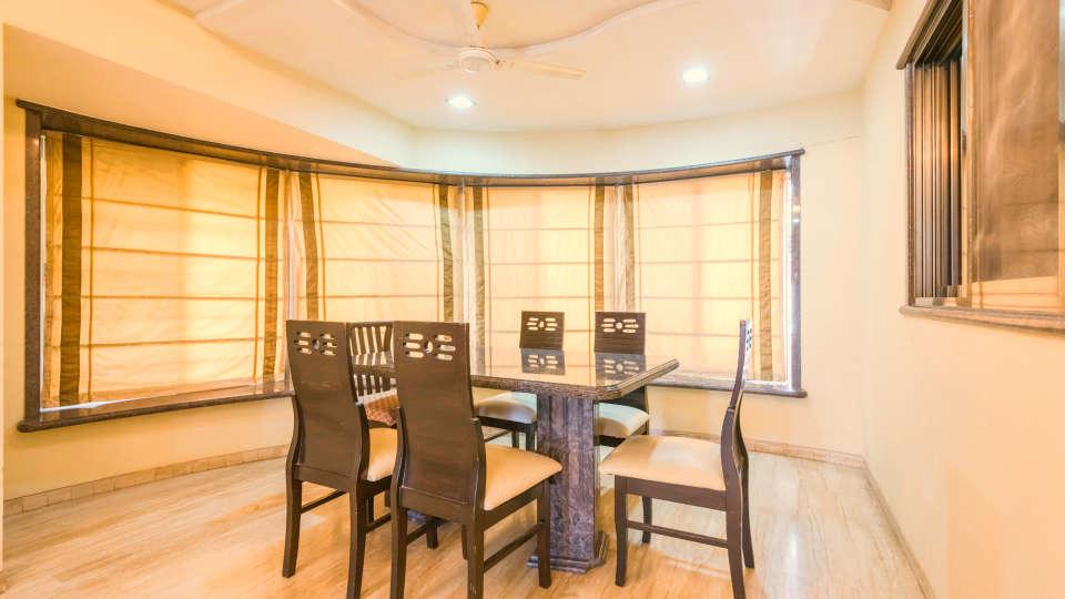 Hotel Dragonfly, Andheri, Mumbai Mumbai Dining Area Dragonfly Apartments Emerald Krishna Enclave Andheri Mumbai