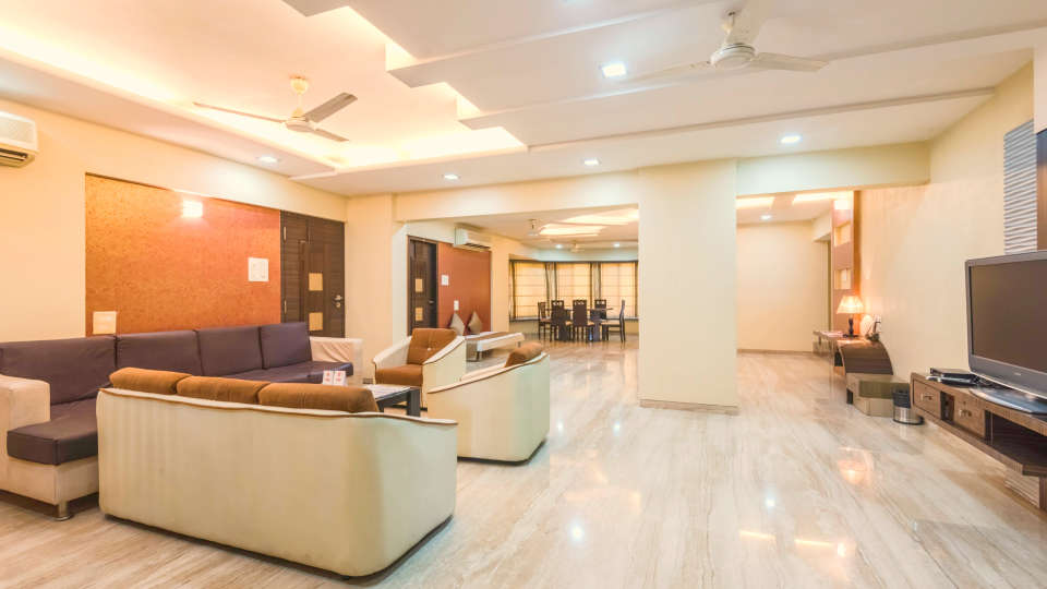 Hotel Dragonfly, Andheri, Mumbai Mumbai Hall Room Dragonfly Apartments Emerald Krishna Enclave Andheri Mumbai