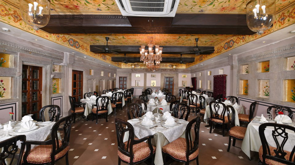 29. Darbhanga Fine Dining Restaurant 1
