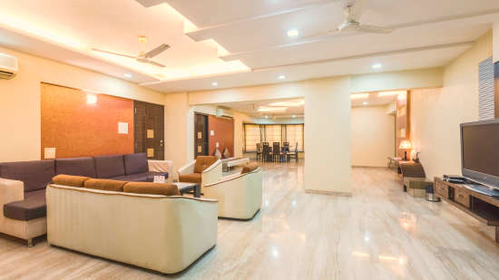 Dragonfly Apartments, Andheri, Mumbai Mumbai Hall Room Dragonfly Service Apartments Emerald Krishna Enclave Andheri Mumbai